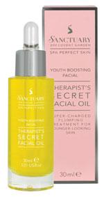 Sanctuary Therapist's Secret Facial Oil