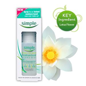 Simple Giveaway: Kind to Skin Hydro Boost Mist