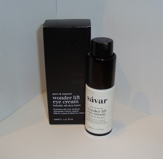 Savar Wonder Lift Eye Cream Competition – The Results!