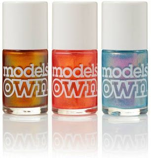 New Additions to Models Own Nail Range