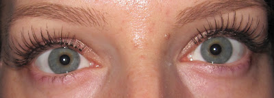 My First Fake Lashes: Eylure Naturalites Lengthening