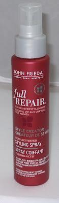 John Frieda Heat Activated Styling Spray