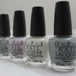 OPI New York City Ballet Collection
