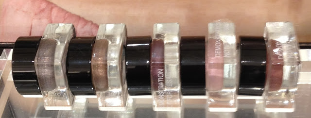New Shades of Bobbi Brown Long-Wear Cream Eyeshadow