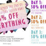 Illamasqua Easter Hunt – Final Reveal
