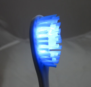Blue Illume Toothbrush: Review and Giveaway (NOW CLOSED)