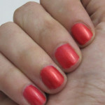 NOTD: Orly Cherry Bomb