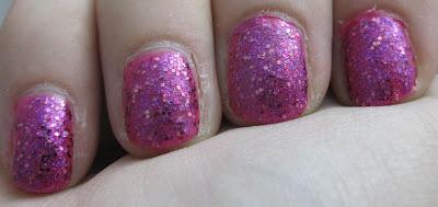 NOTD: Pink Diamond