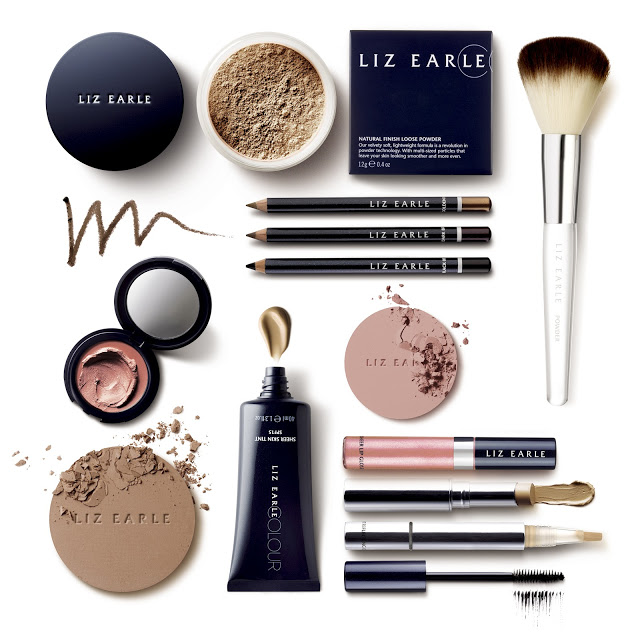 Liz Earle Make-Up Collection