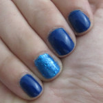 NOTD: In the Blue