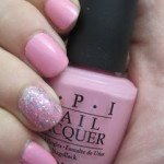 NOTD: Pink and Girly
