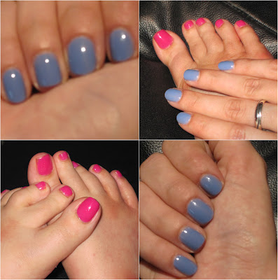 Leticia Haute Coiffure Summer Nail Colours