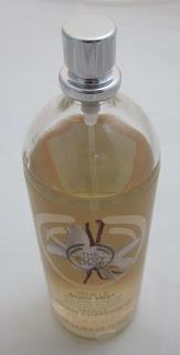 The Body Shop Vanilla Body Mist