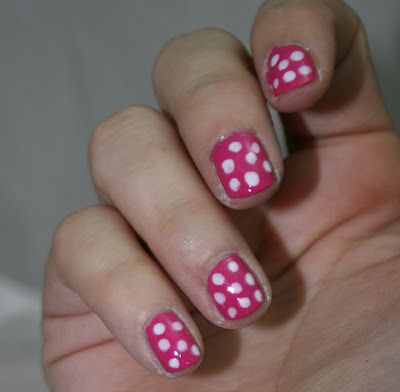 NOTD: Minnie Mouse Tribute