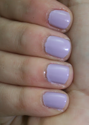 NOTD: Maybelline Lilac Charm