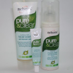 Nelsons Pure & Clear Anti-Blemish Range