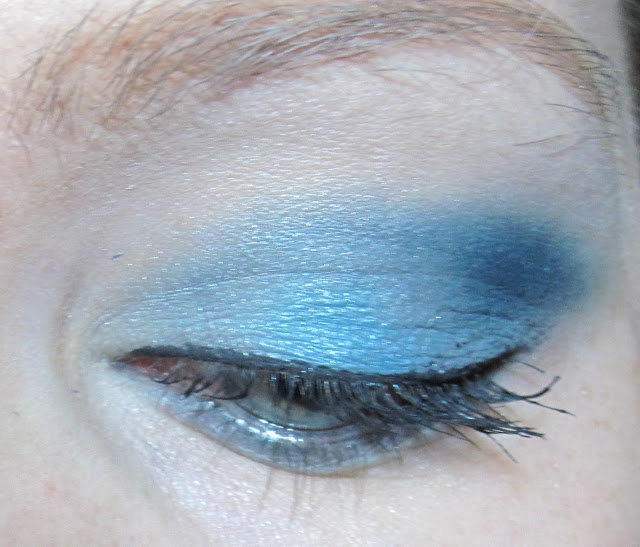 EOTD: Arctic Goddess Smoky Eye