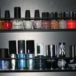 Nail Polish Storage