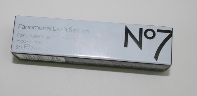 Boots No7 Fanomenal Lash Serum: First Look