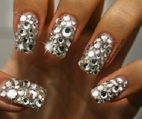 Cost-Effective Caviar Nails!