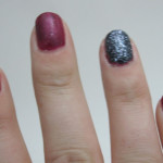 NOTD: Rubies and Diamonds