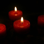 Yankee Candles: Cherries on Snow Tealights