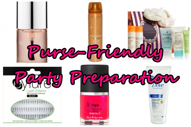 Purse-Friendly Party Preparation