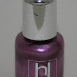NOTD: HJ Manicure Pink Metallic