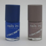 NOTD: Nails Inc Concrete in Stonehenge &amp; London Wall