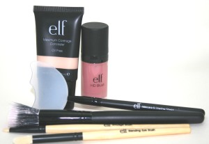 E.L.F. Make-up and Brushes Haul
