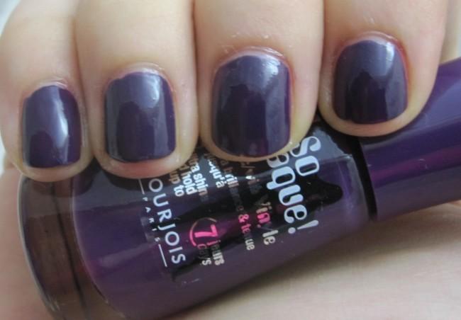 Bourjois Purple Fiction