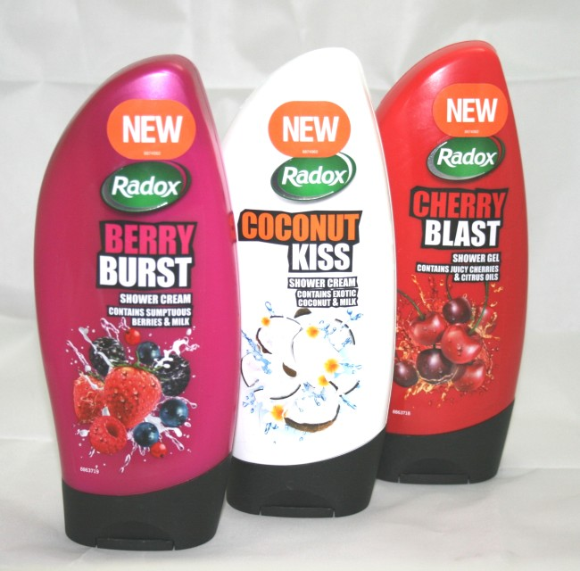 Radox Fresh & Fruity