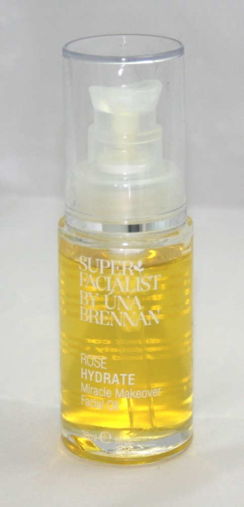Super Facialist Rose Miracle Makeover Facial Oil