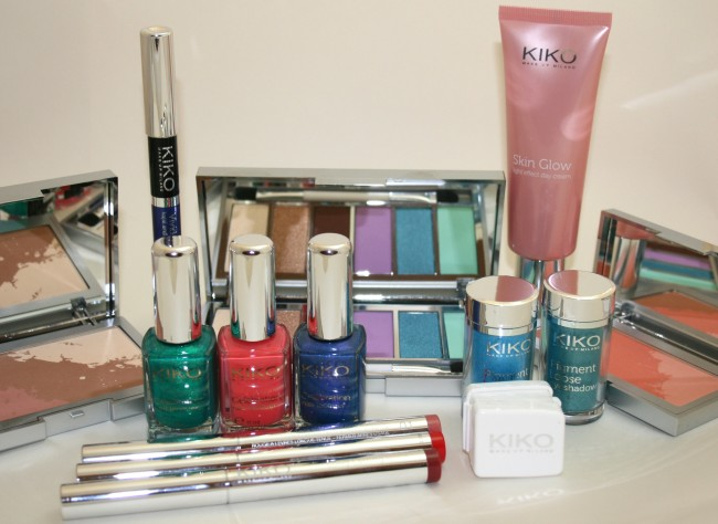 First Look: Kiko Make-Up Milano