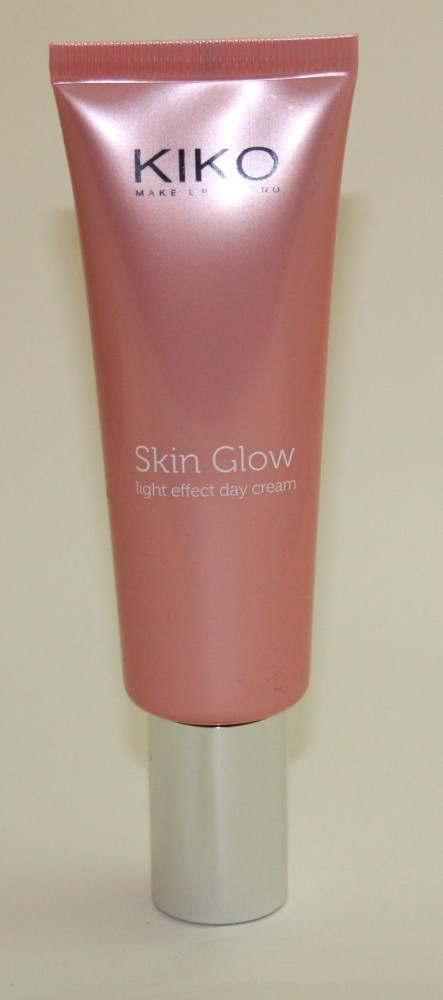 Kiko Skin Glow Light Effect Day Cream