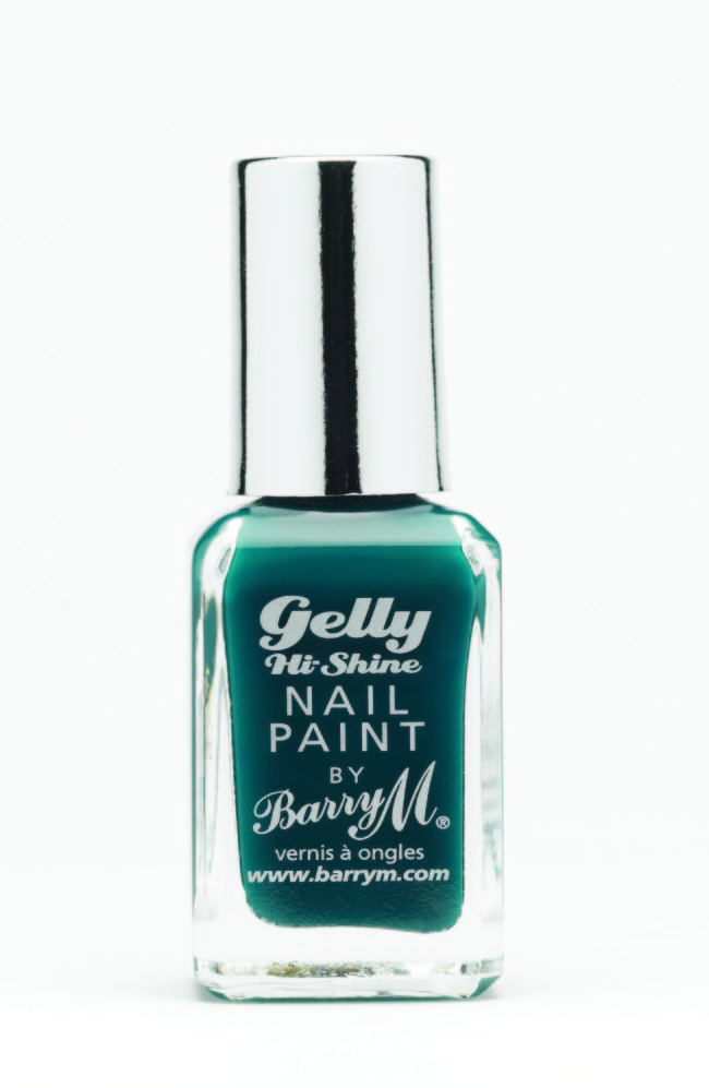 Barry M Gelly Nail Paint - Watermelon.