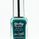Barry M Supporting Teal Tips Campaign