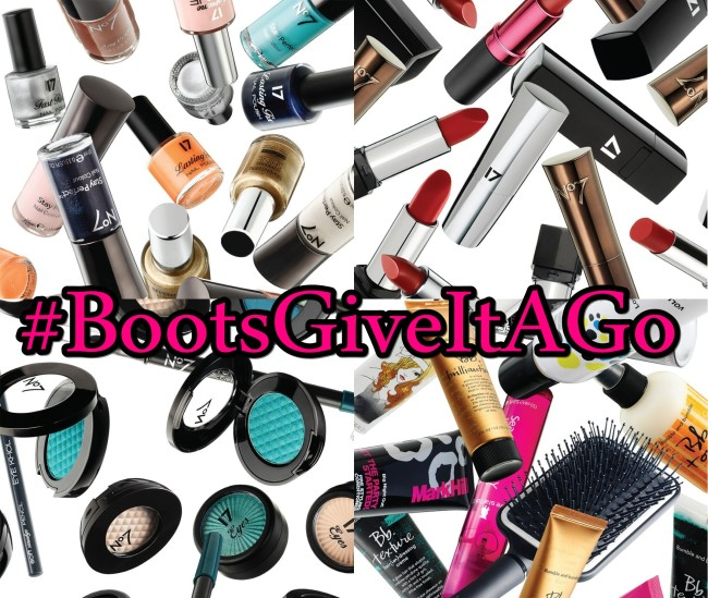 #BootsGiveitaGo