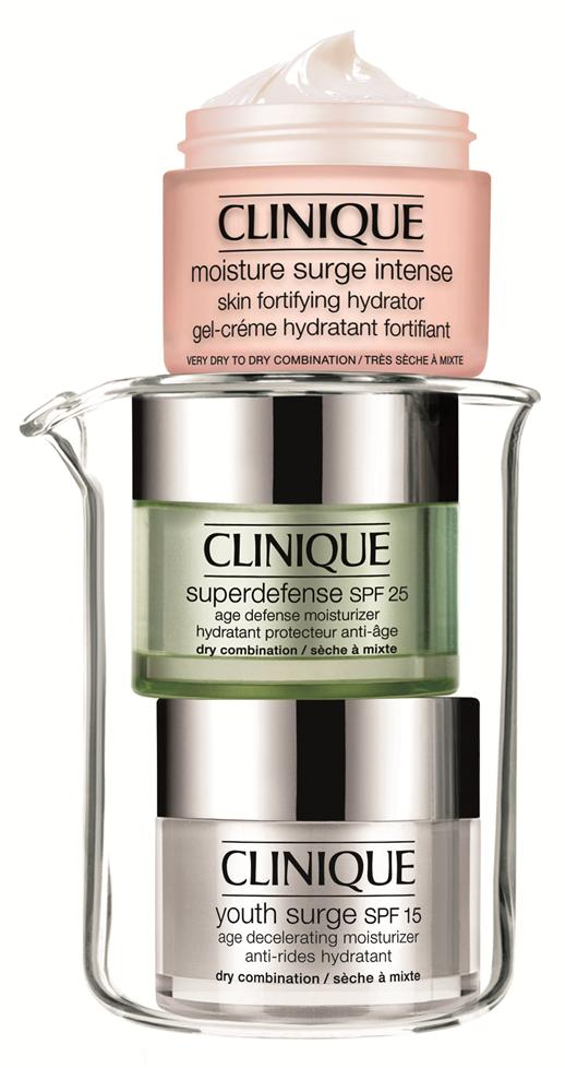 Clinique Moisturisers Promotion