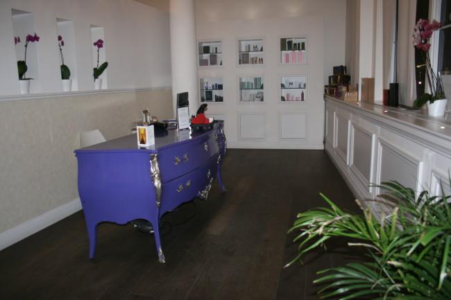 Adamina Spa Reception