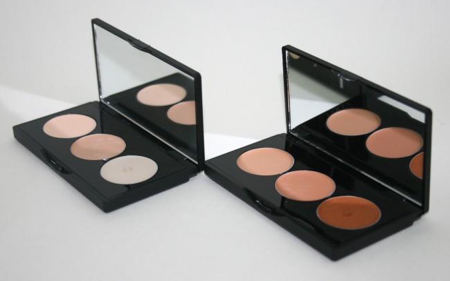 GOSH BB Skin Perfecting Kit in Light and Medium