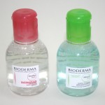 Battle of the Bioderma Micellars: Sensibio vs Sebium