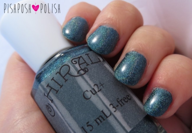 Guest Post: An Introduction to Chirality Nail Polish