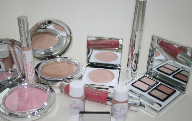 Cosmetics a La Carte Production Selection