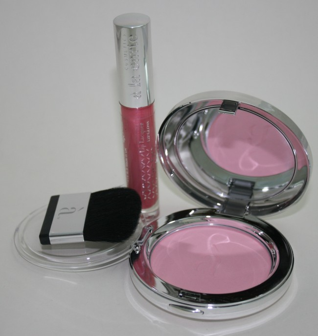 Cosmetics a La Carte Colour Blush and Lipgloss