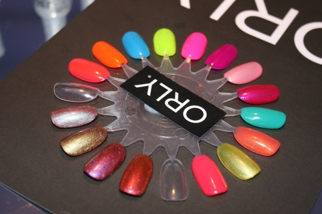 Orly Gels Swatches
