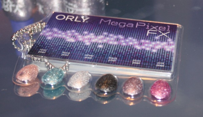 Orly Megapixel swatches