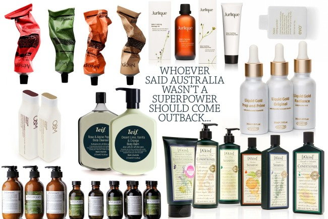 Guest Post: An Amazing Introduction to Australian Hair and Beauty Brands