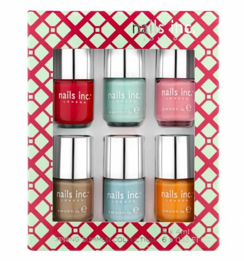 Nails Inc Discount Weekend