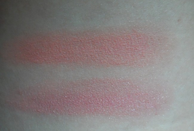 Bourjois Cream Blush Nude Velvet Tender Rose Swatches